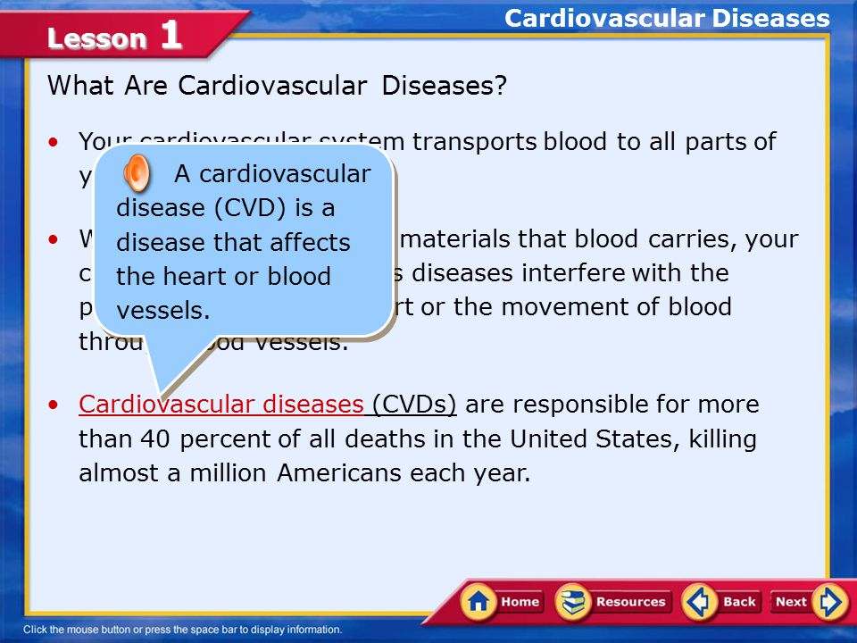 types of cardiovascular diseases pdf