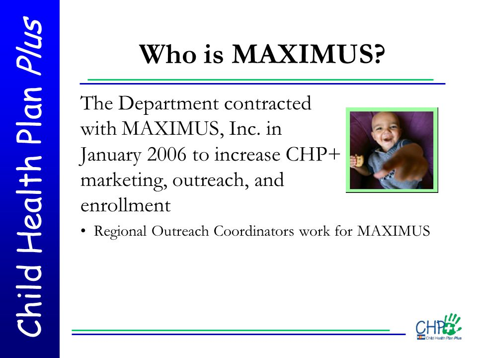 Who is MAXIMUS