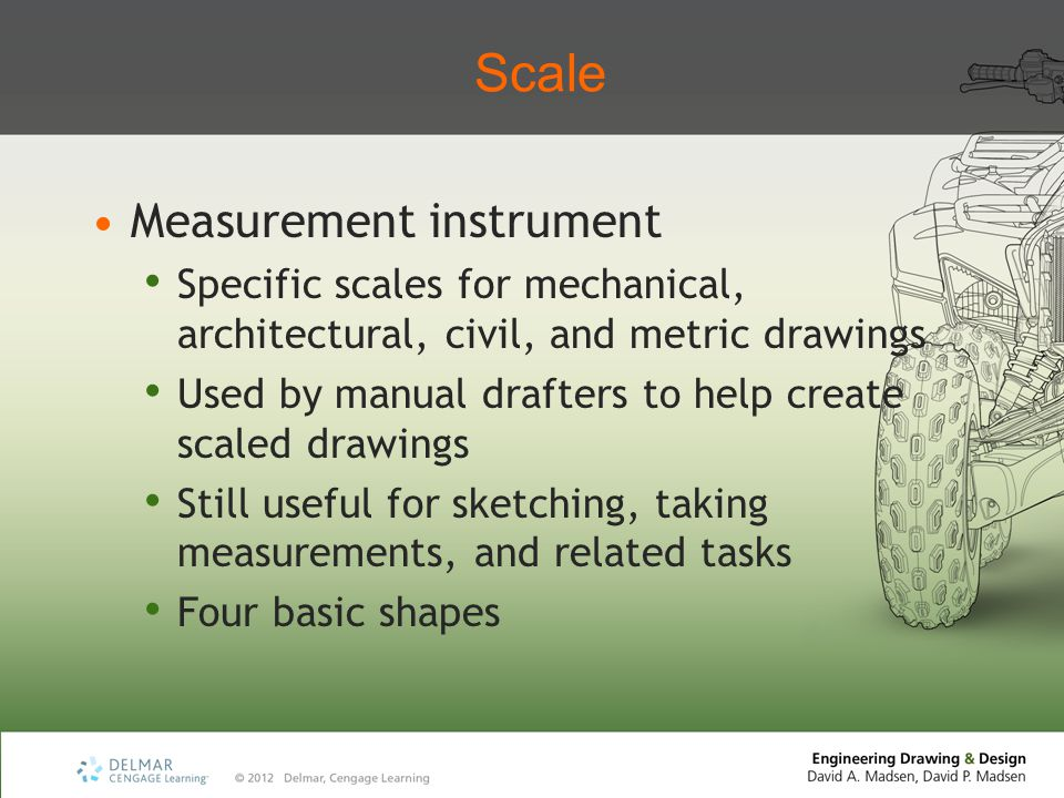 Scale Measurement instrument