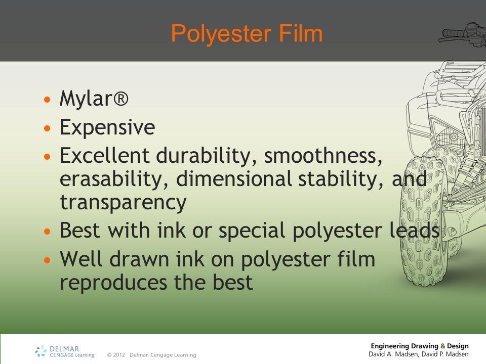 Polyester Film Mylar® Expensive