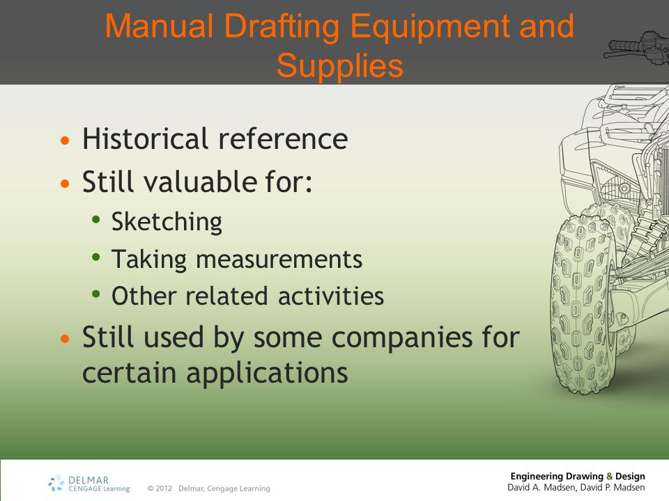 Manual Drafting Equipment and Supplies