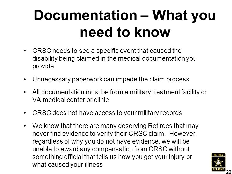 Documentation – What you need to know