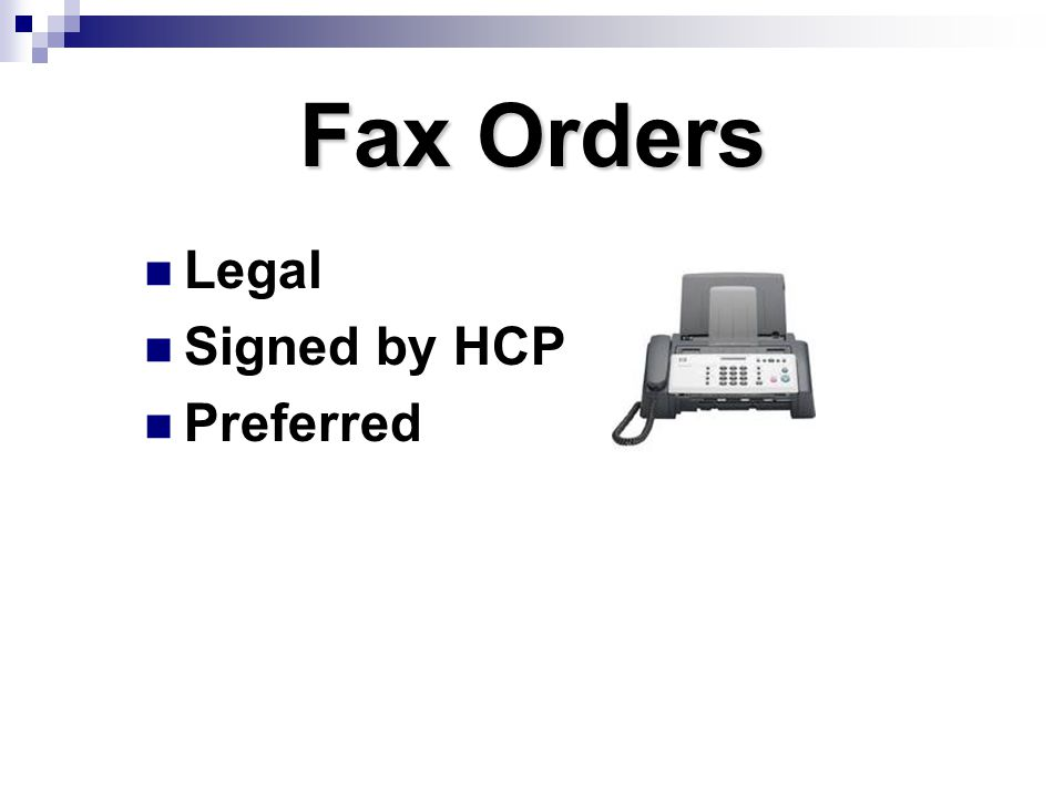 Fax Orders Legal Signed by HCP Preferred Page 124-125