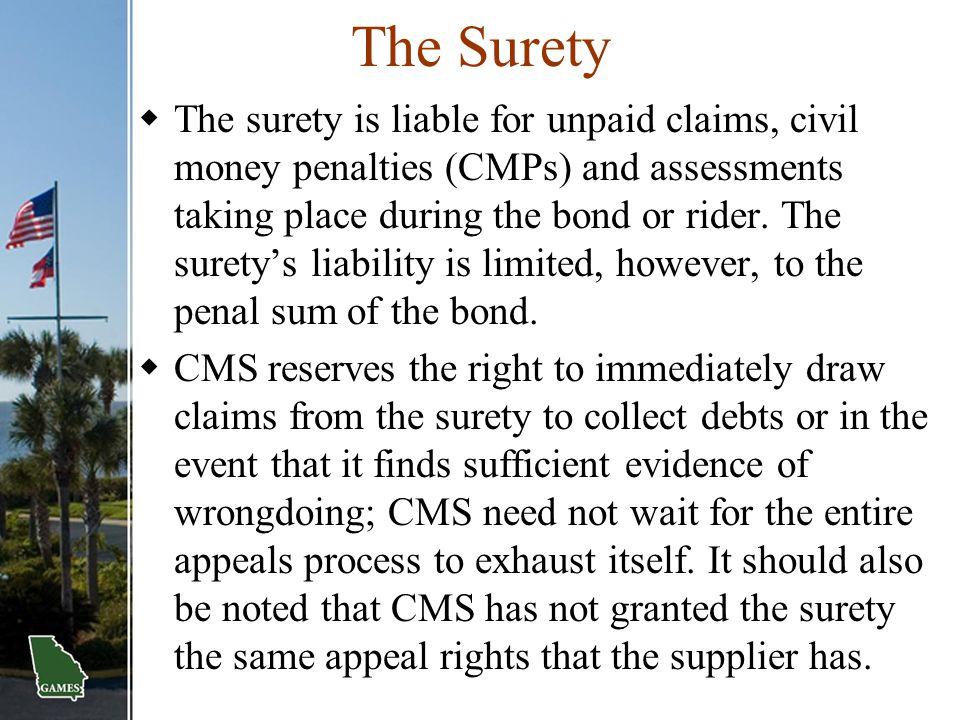 The Surety