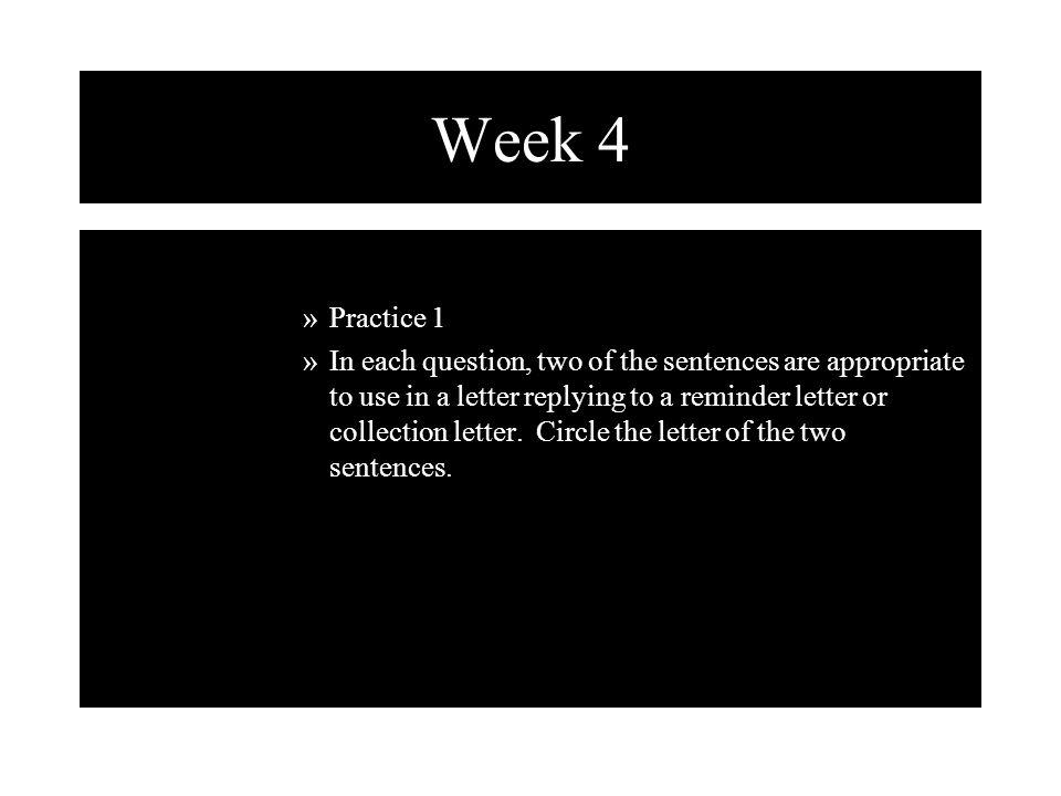 Week 4 Practice 1.