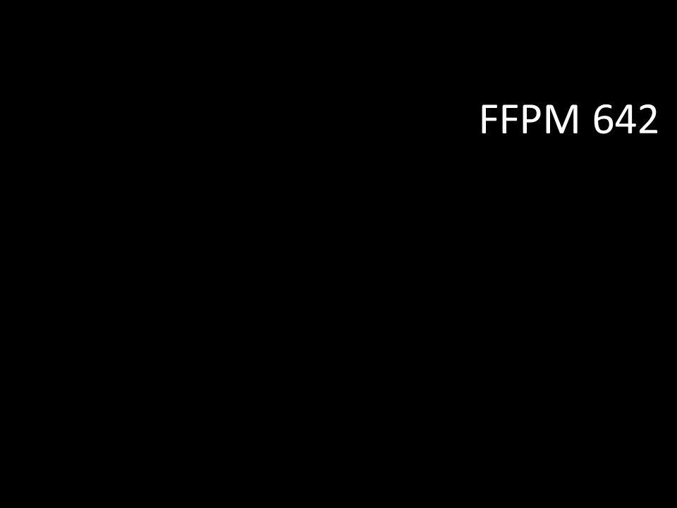 FFPM 642