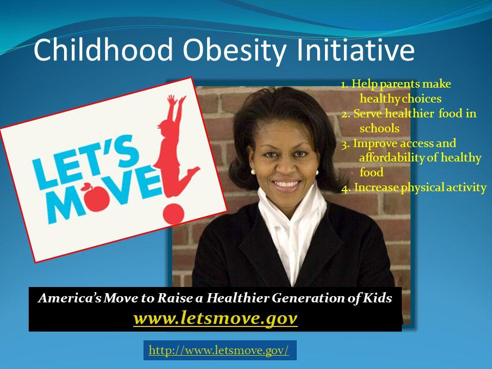 Childhood Obesity Initiative