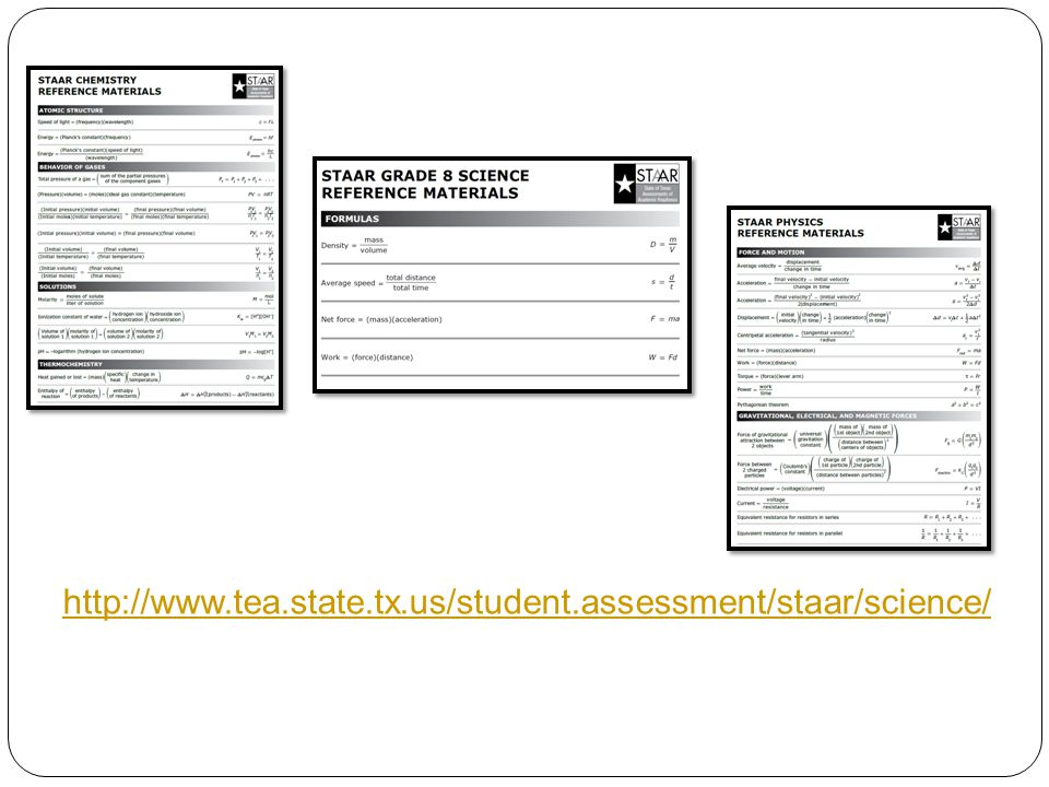 http://www.tea.state.tx.us/student.assessment/staar/science/