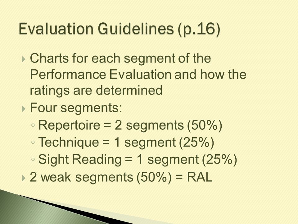Evaluation Guidelines (p.16)