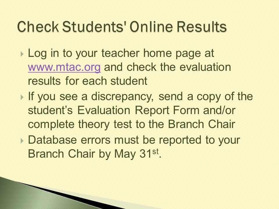 Check Students Online Results