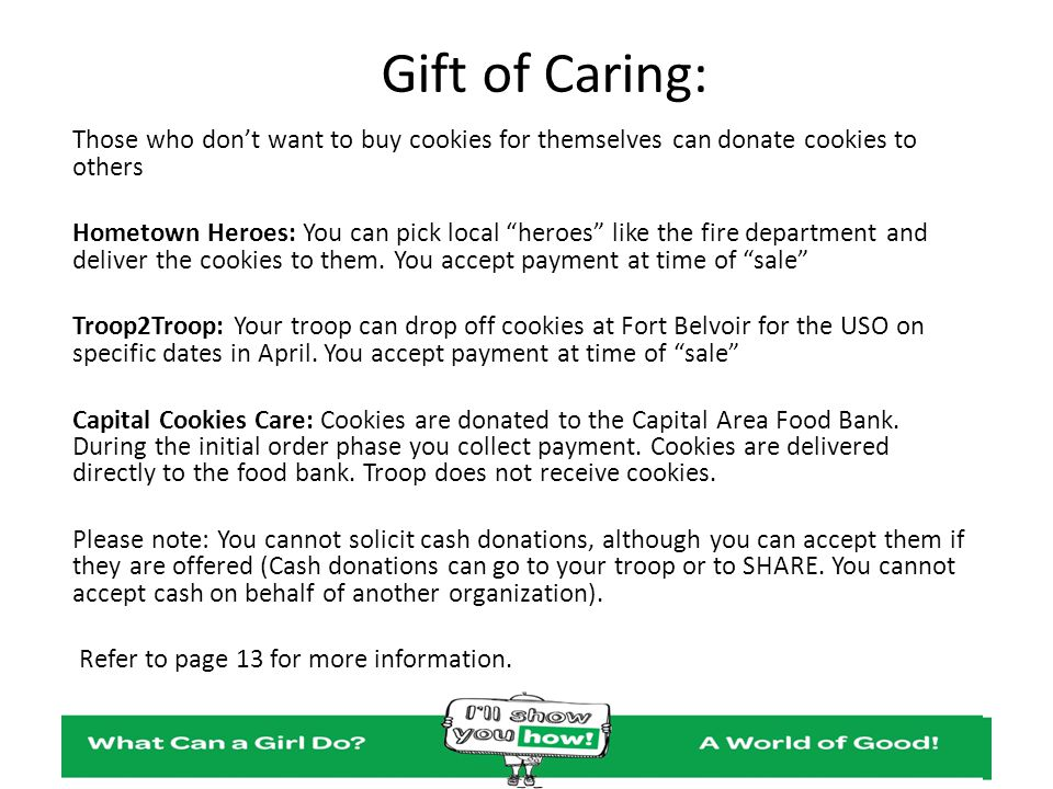 Gift of Caring: