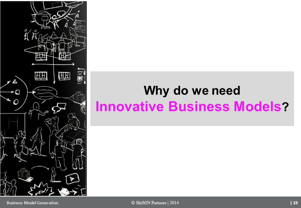 Innovative Business Models