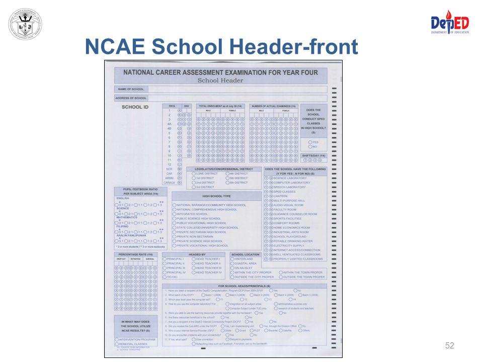 NCAE School Header-front