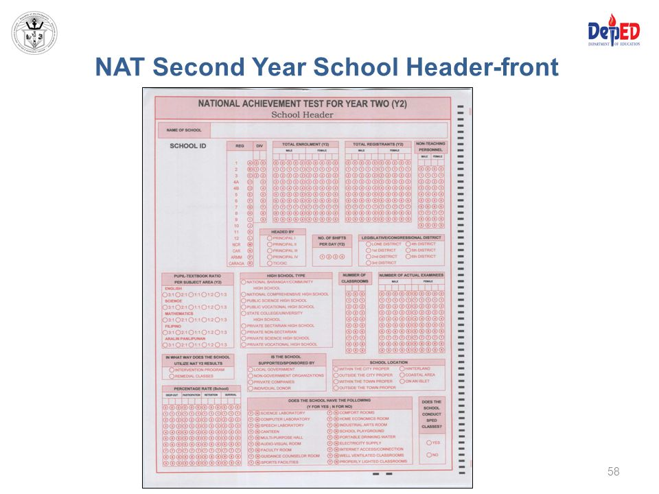 NAT Second Year School Header-front