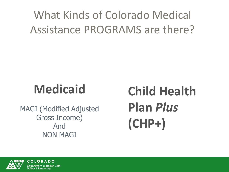 Child Health Plan Plus (CHP+)