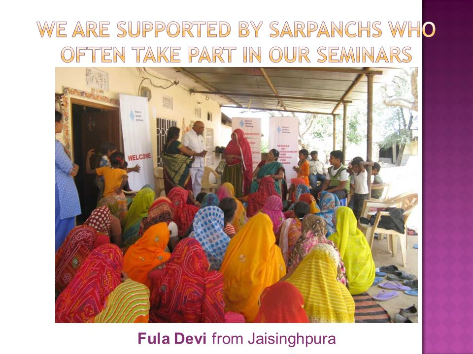 Fula Devi from Jaisinghpura