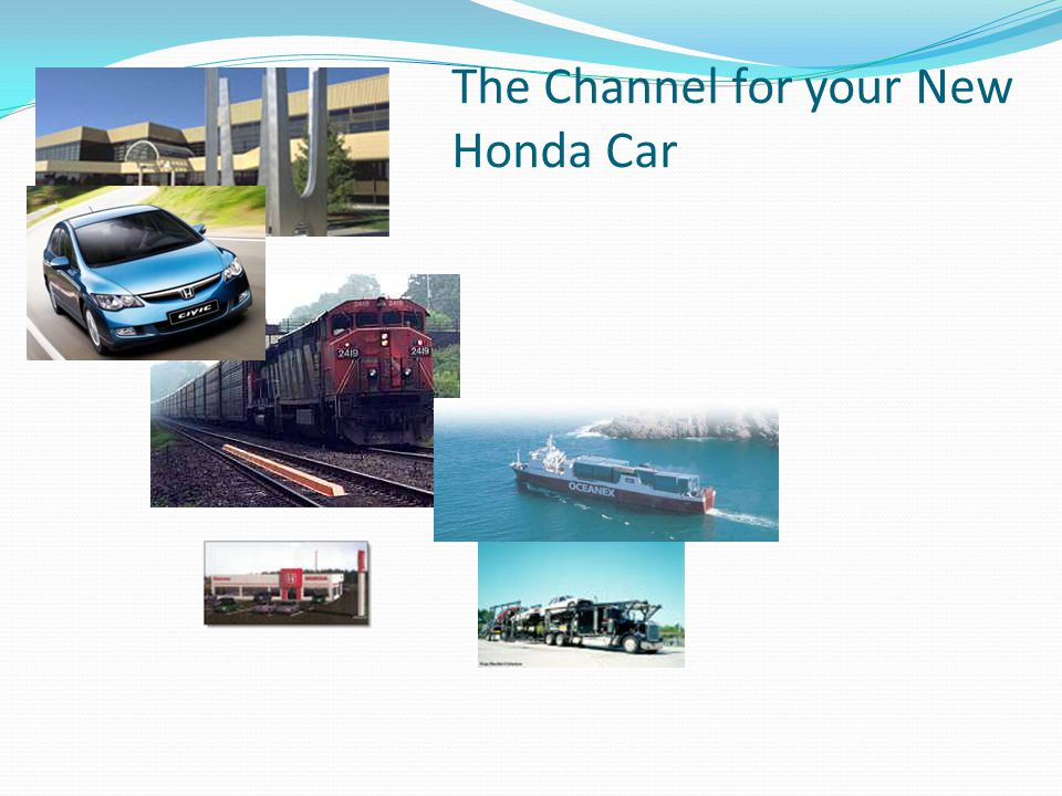 The Channel for your New Honda Car