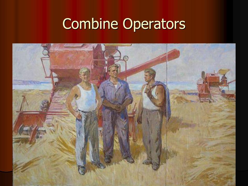 Combine Operators