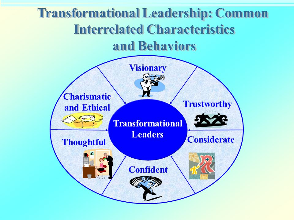 Transformational Leadership: Common Interrelated Characteristics