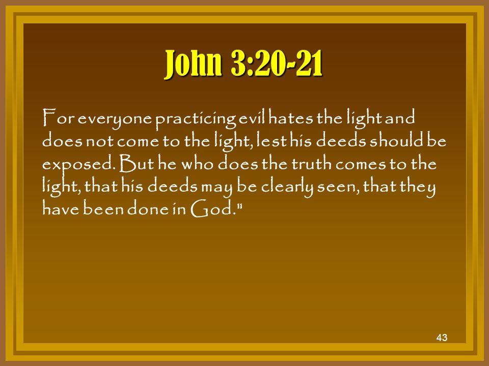 John 3:20-21