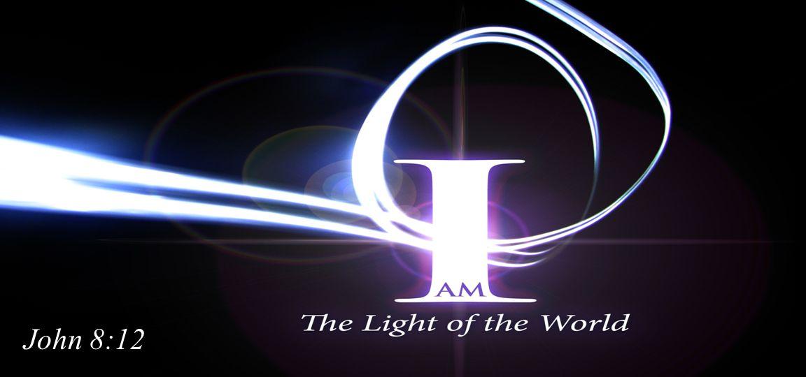 John 8:12 John 8:12