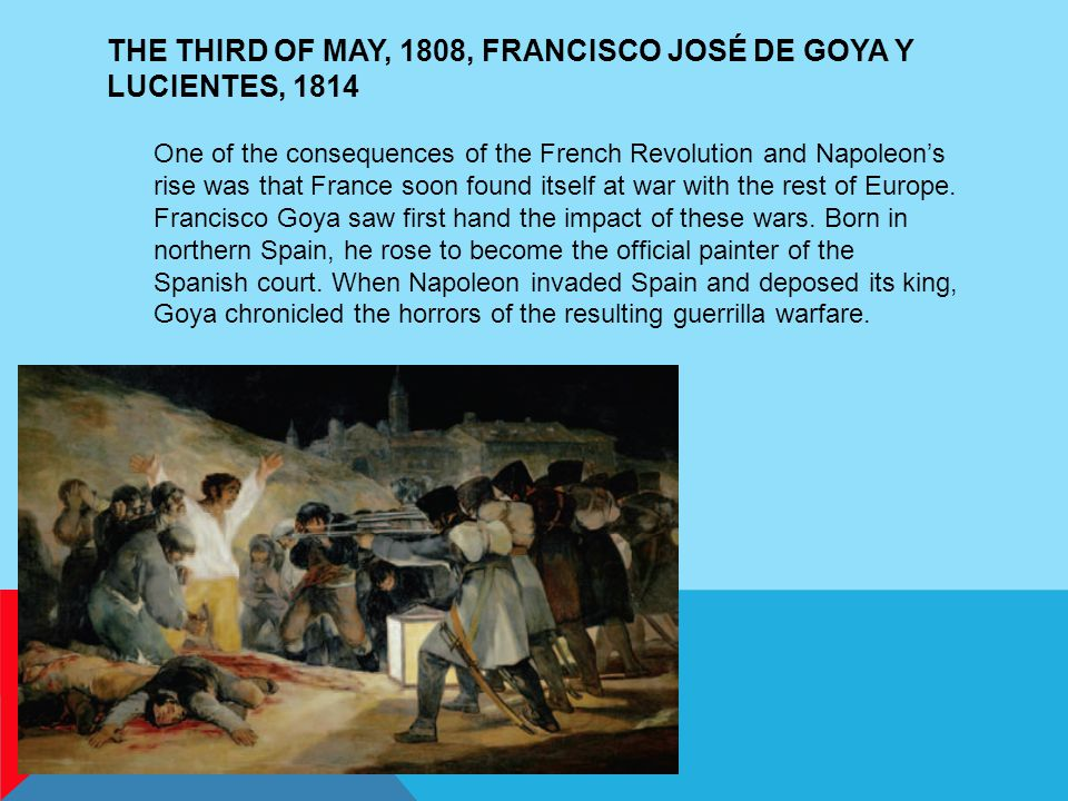 The Third of May, 1808, Francisco José de Goya y Lucientes, 1814