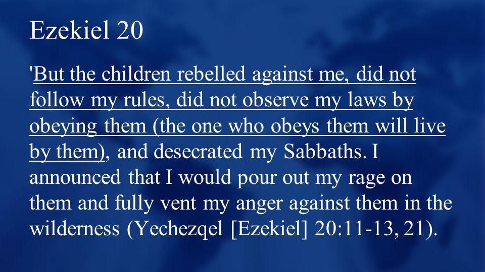 Ezekiel 20