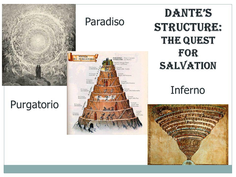 Dante's Structure: The Quest