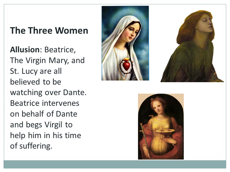 The Three Women