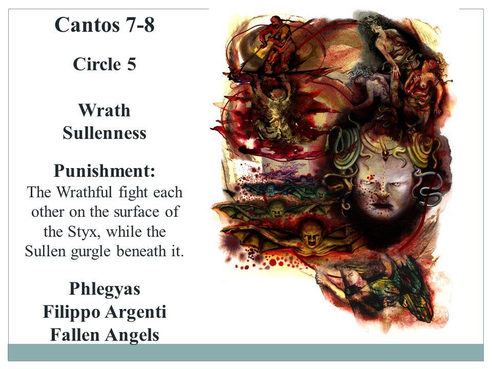 Filippo Argenti Fallen Angels