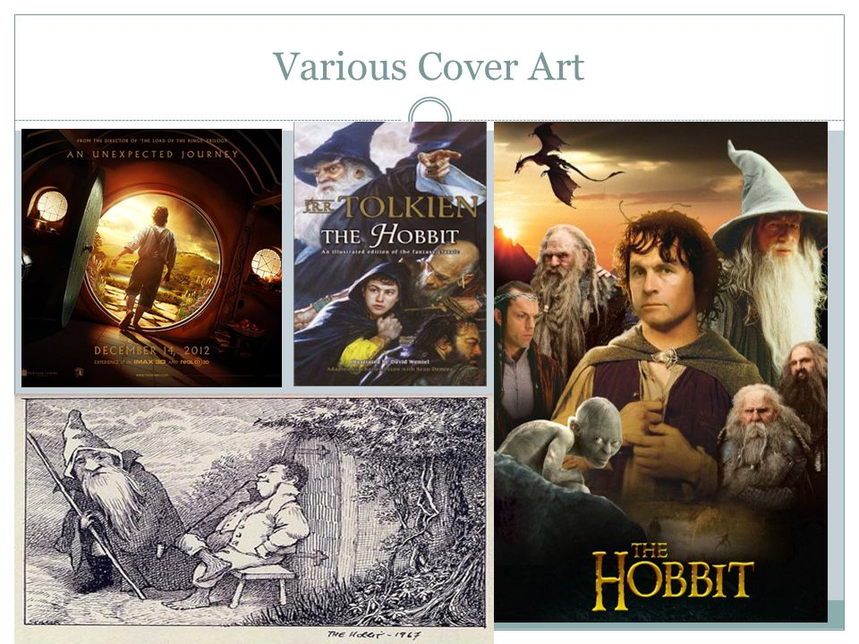 Various Cover Art