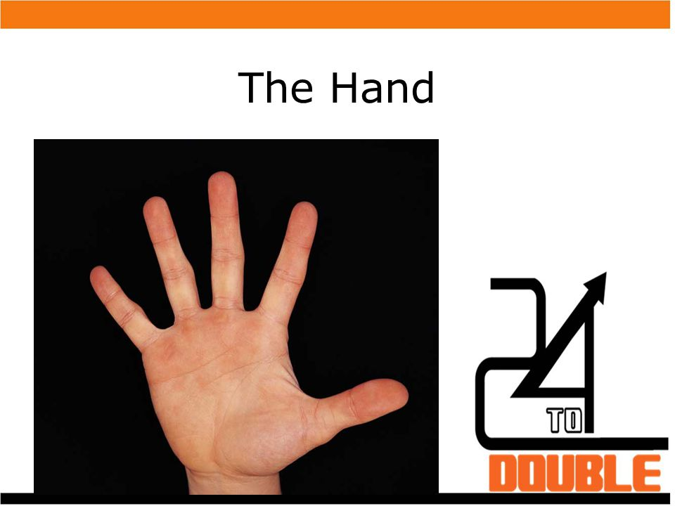 The Hand The Hand – Explaining the Gift of Salvation