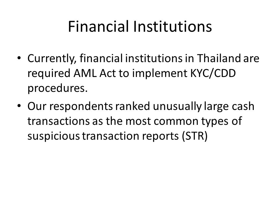 financial institutions about thailand The bank of thailand has requested the cooperation of all financial institutions in its efforts to curb cryptocurrency related activities in a circular issued today, the central bank has asked.