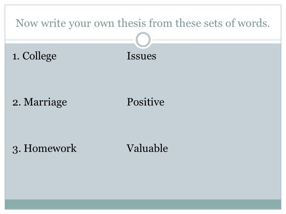 five paragraph essay on valuable item