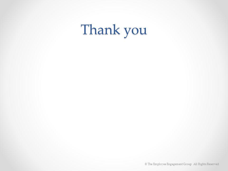 Thank you Thank participants