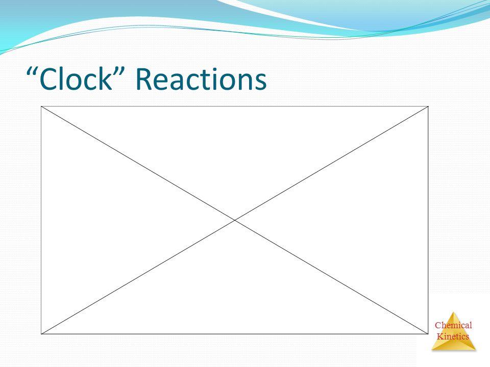 Clock Reactions