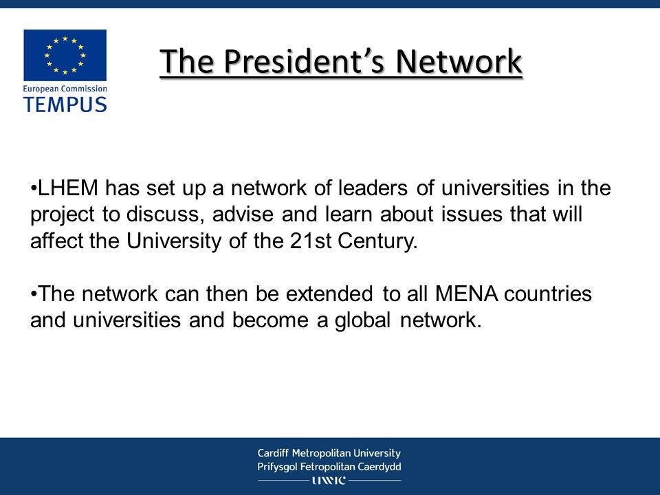 The President's Network