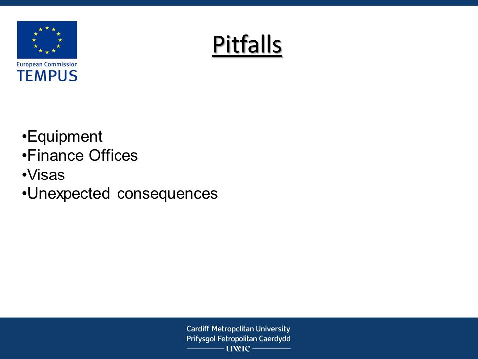 Pitfalls Equipment Finance Offices Visas Unexpected consequences