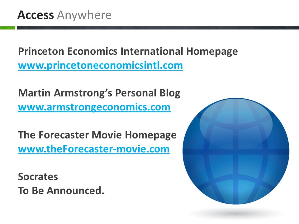 Access Anywhere Princeton Economics International Homepage