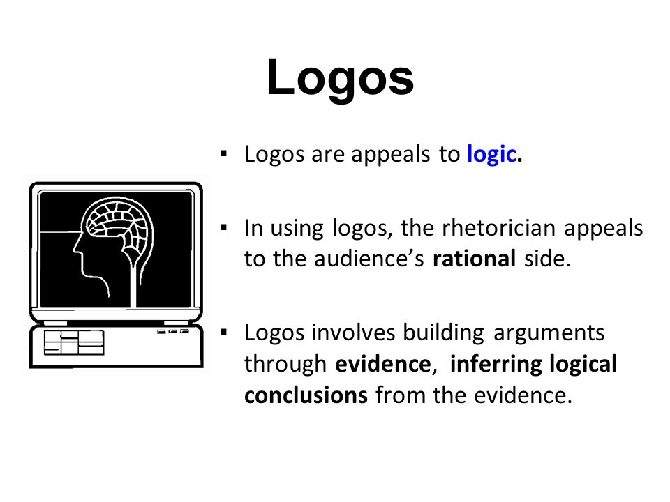 LogosLogos means logic