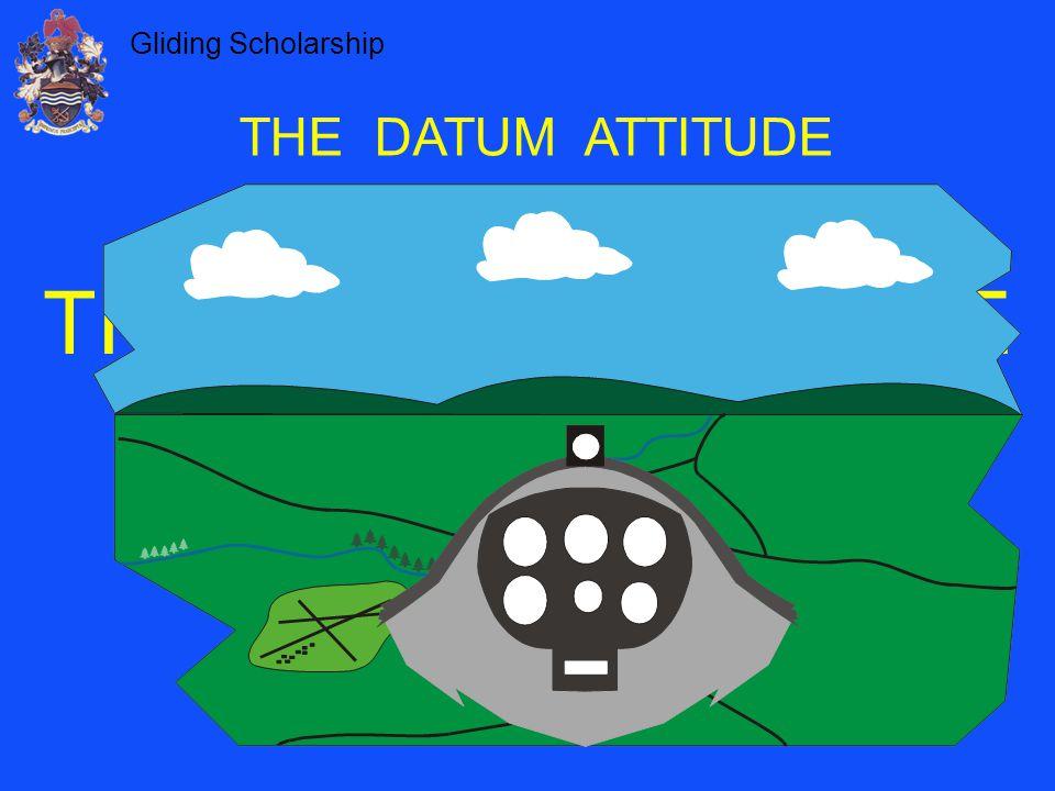 THE DATUM ATTITUDE THE DATUM ATTITUDE