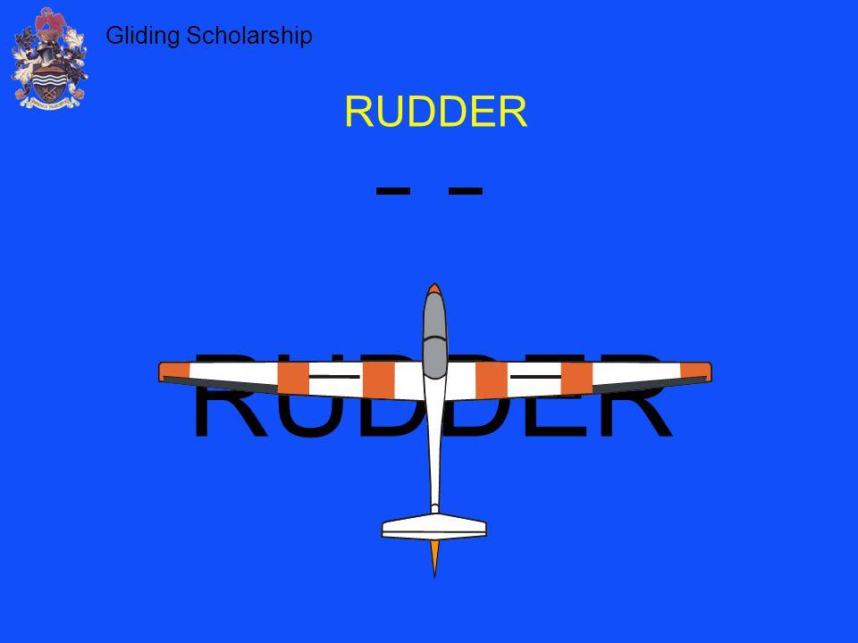 RUDDER RUDDER