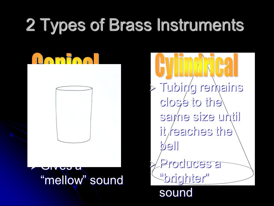 2 Types of Brass Instruments