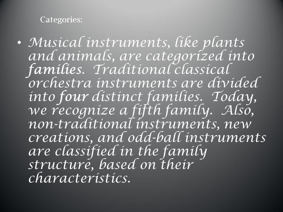 Categories: