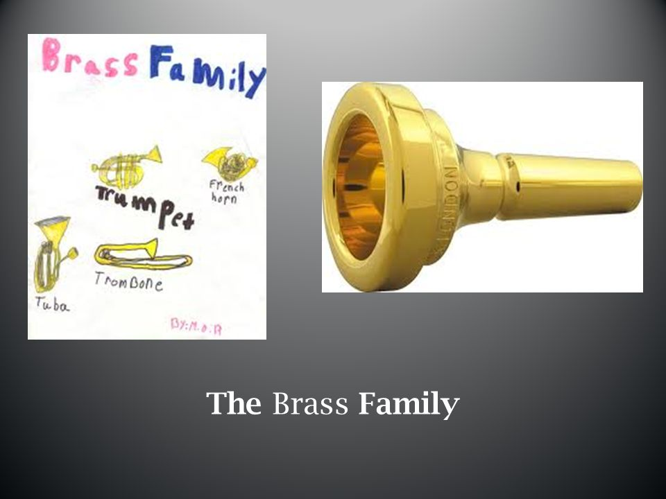 The Brass Family