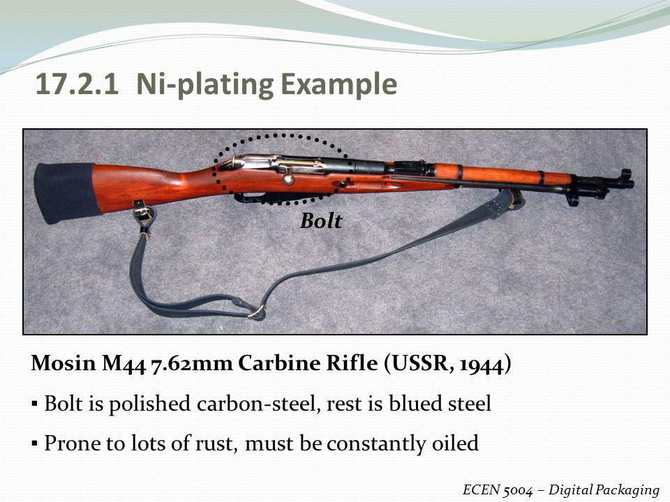17.2.1 Ni-plating Example Bolt