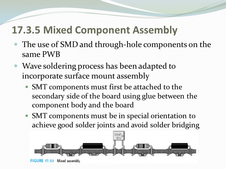 17.3.5 Mixed Component Assembly