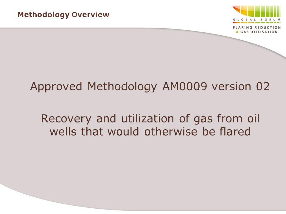 Approved Methodology AM0009 version 02