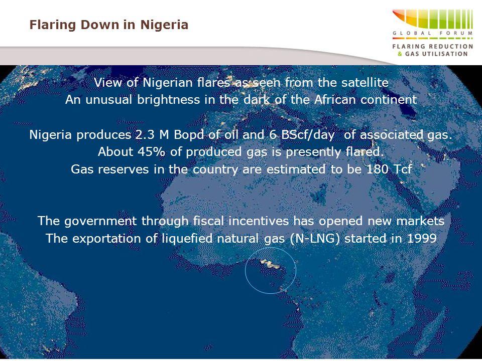 Flaring Down in Nigeria