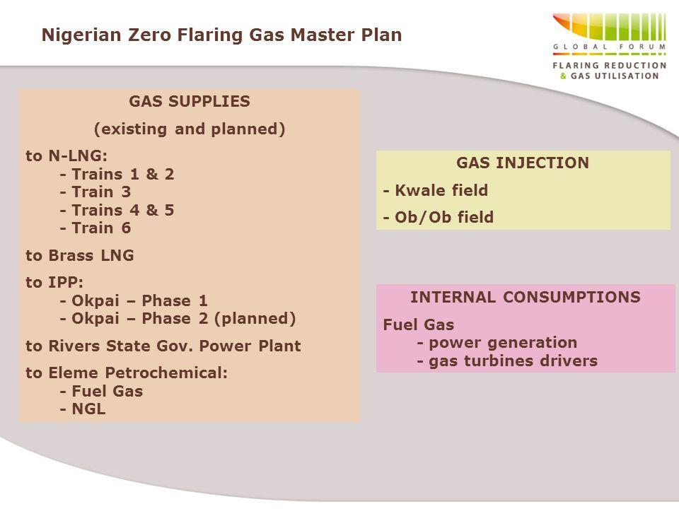 Nigerian Zero Flaring Gas Master Plan